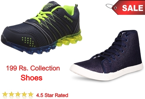 top 10 best casual shoes under rs 200  samirya