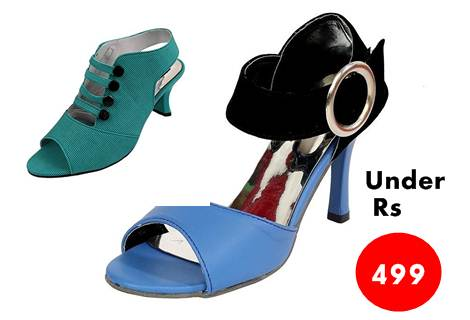 Pumps & Peeptoes For Girls Under 499